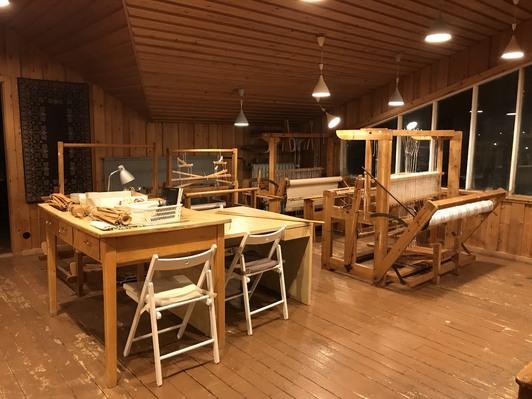 Loom studio | Icelandic Textile Center
